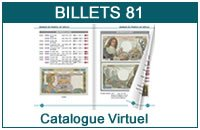 Billets 81 Catalogue Virtuel
